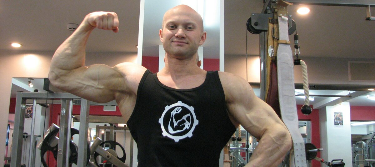 "Natural bodybuilding will not lead you to a ""pumped"" body, even after 20 years of training!"